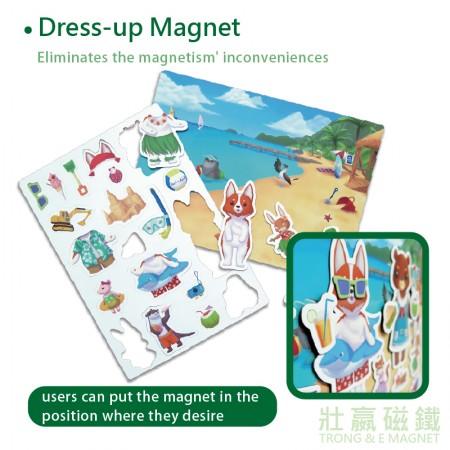 Dress-up Magnet