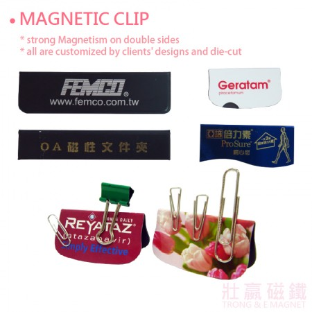 Magnetic Clip