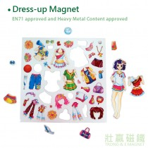 Dress-up Magnet